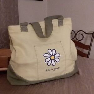 3 for $20 - Life is Good! tote